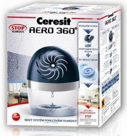 CERESIT Stop vlhkosti AERO 360 450g strojek