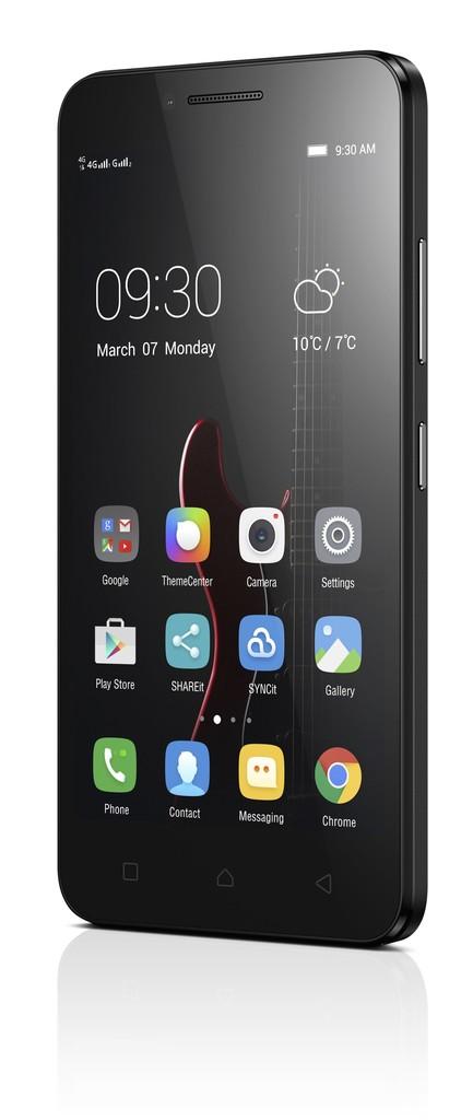 LENOVO Smartphone Vibe C black