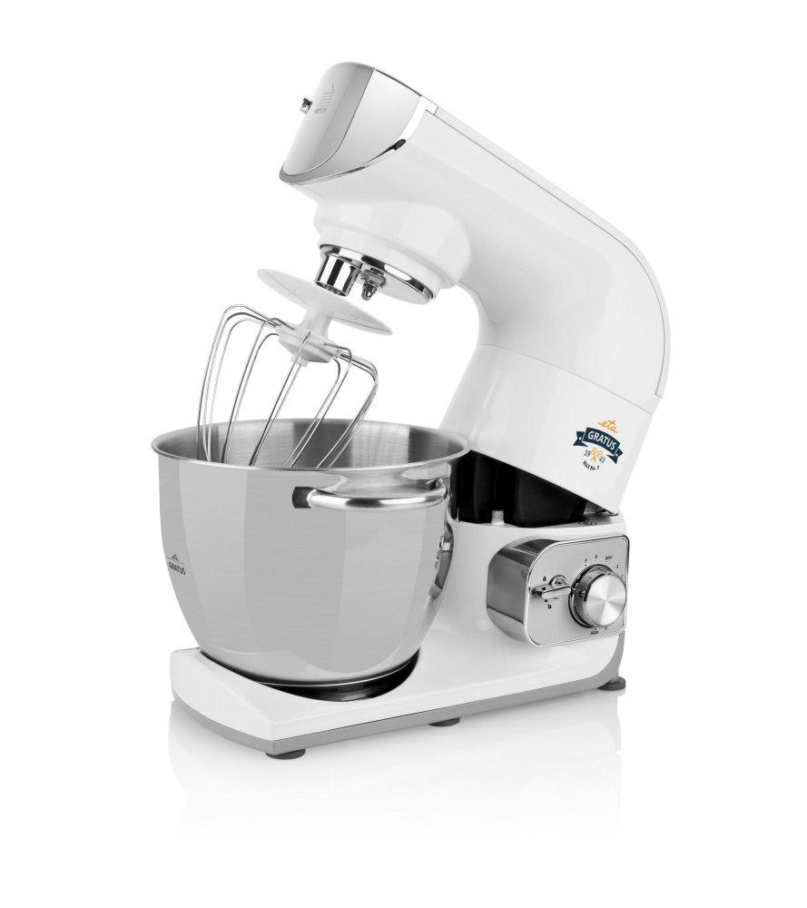 Eta Gratus Max No.3 002890061 + ZDARMA mlýnek na mák v hodnotě 1499Kč+Zmrzlinovač ke kuch. robotům ETA 0028 Gratus, ETA 0128 Gustu+10let záruka na…