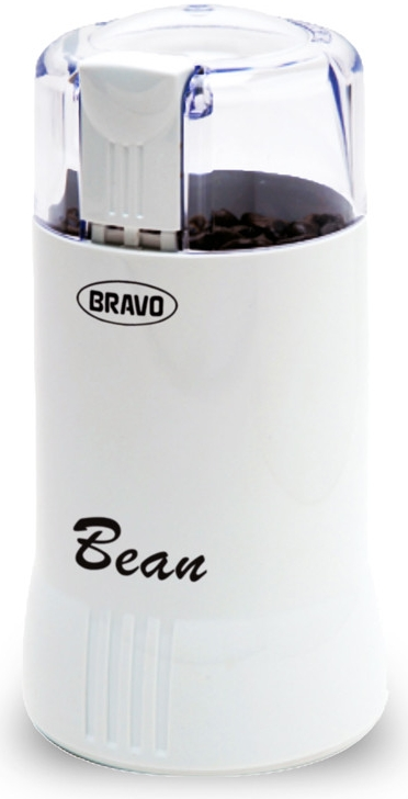 Bravo B-4307 kávomlýnek bílý