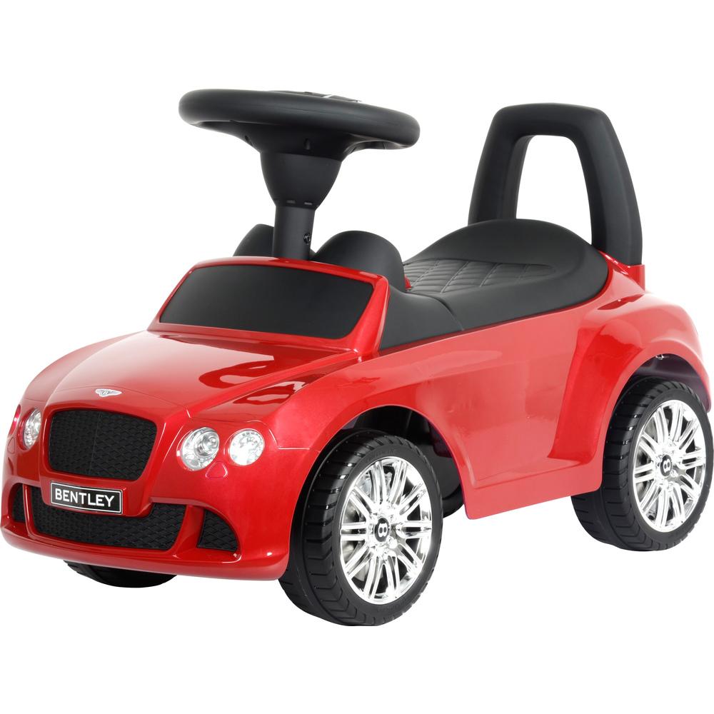 Buddy Toys Odrážedlo Bentley GT červená BPC 5121
