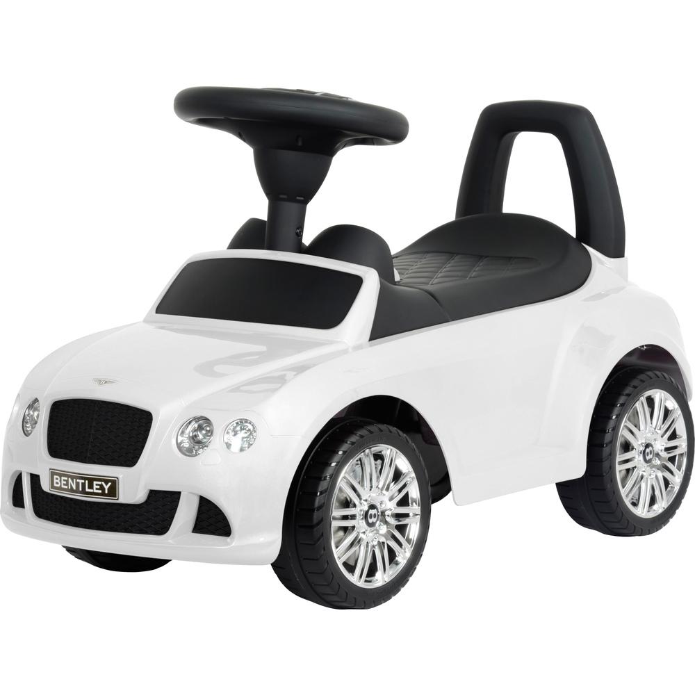 Buddy Toys Odrážedlo Bentley GT bílá BPC 5120