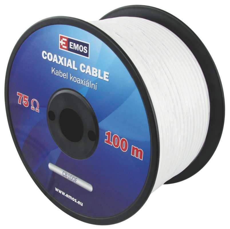 Koaxiální kabel CB100F