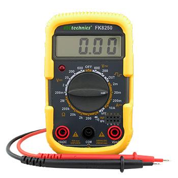 Digitální multimetr FK8250