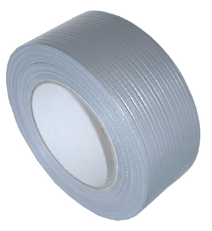 páska lepící 50 mmx10m stříbrná zpevněná