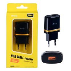 CD PLUS K3364 MT.K s USB výstupem 5V/1A,černá