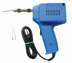 Transformátorová páječka ETP 5 125W s LED osvětlením a upínáním hrotu upínačem v blistru Nuba