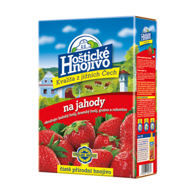 Forestina Hoštické hnojivo na jahody 1 kg