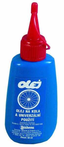 olej na kola a univ. použití