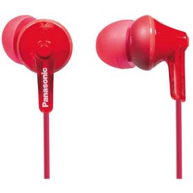 RP HJE125E-K SLUCHÁTKA PANASONIC Barva: červená