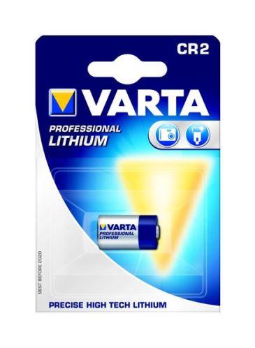 Foto baterie CR2 Varta