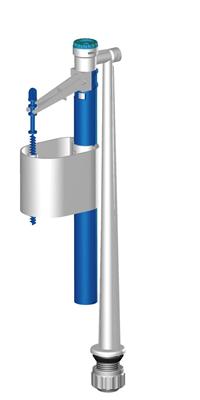 """Napouštěcí ventil spodní TNV 2-S 1/2 """""""