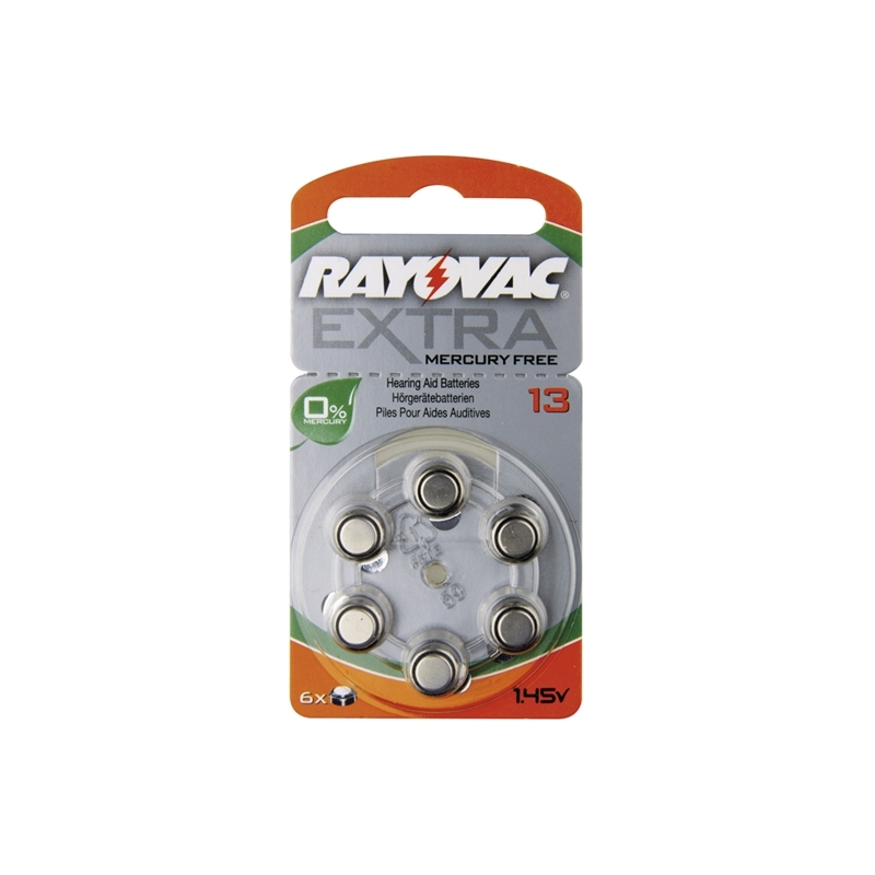 Baterie RAYOVAC Extra Advanced 13