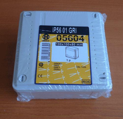 Rozvodná instalační skříň 10x10x5