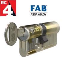 Cylindrická vložka FAB 1000U4BDNs 29+35 5 klíčů (65mm/30+35)