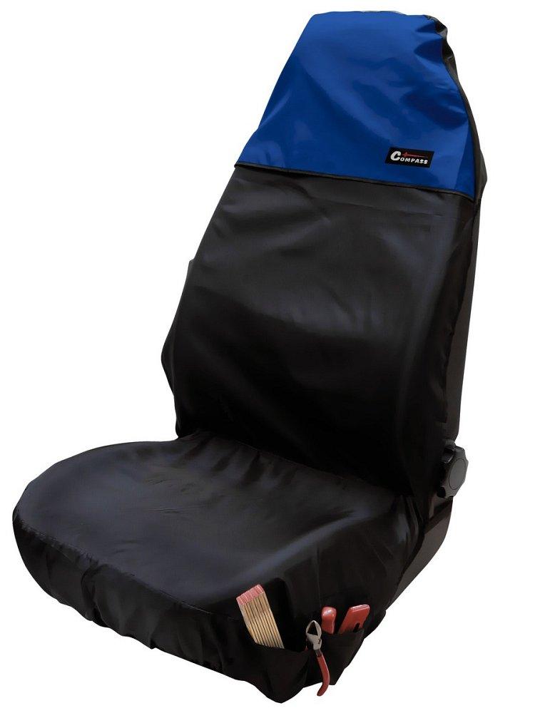 Potah ochranný na přední sedadlo omyvatelný