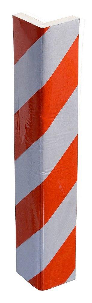 Reflexní pěnový nárazník 40x12x1,5cm rohový
