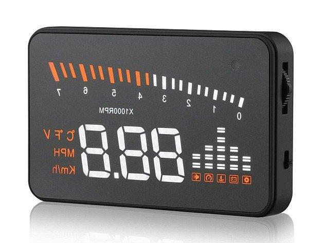 """Monitor s HUD projekčním displejem 3,5"""""""