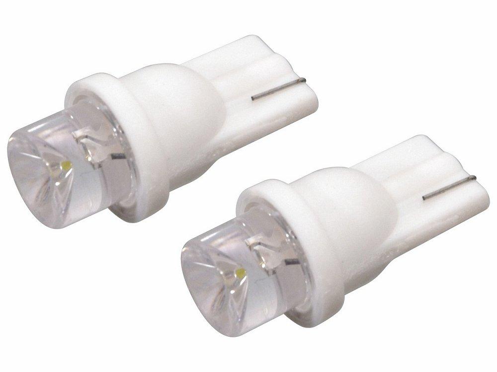 Žárovka 1LED 12V T10 bílá 2ks