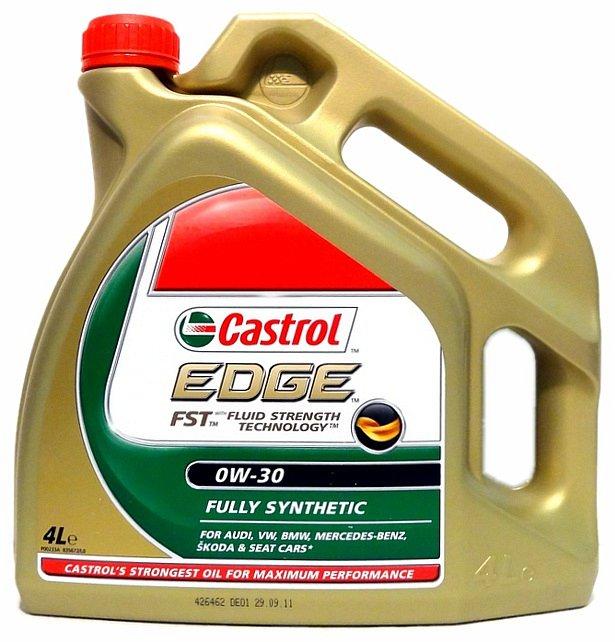 Olej motorový Castrol EDGE 0W-30 4L