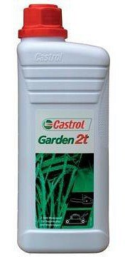 Olej Castrol Garden Synth. 2T 1L