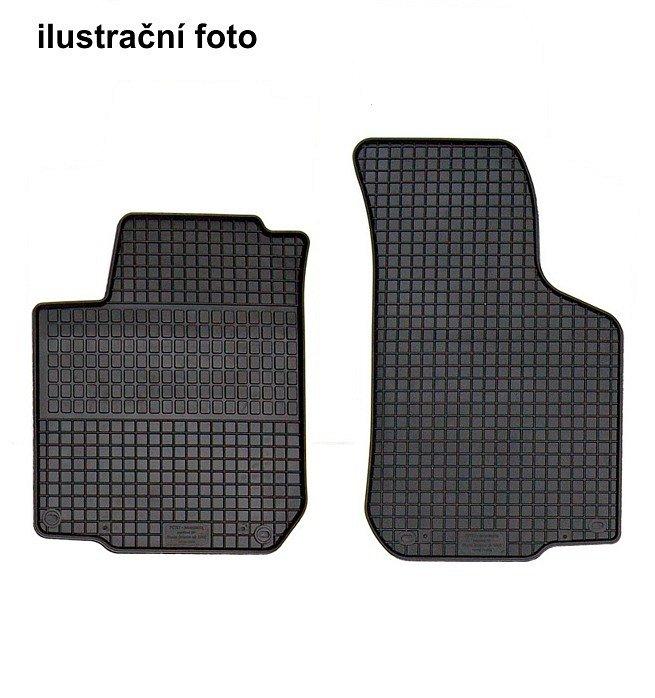 Koberce gumové přesné - Škoda Roomster Praktik (06-)