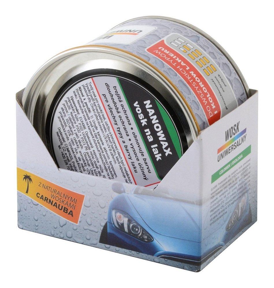NANOWAX vosk na lak NANO+ 250gr