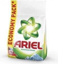Ariel prací prášek Mountain Spring 3,36 kg 48 praní