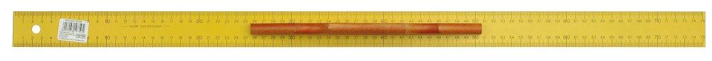 Pravítko stavební 750 mm