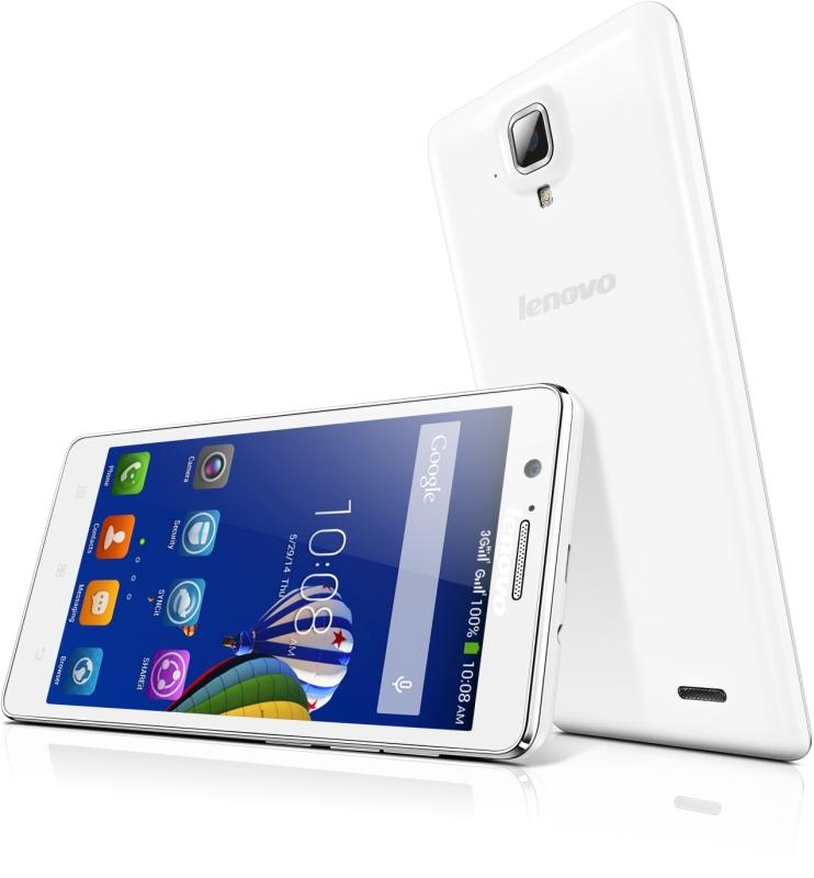 Lenovo A536 dual sim + folie na displej + pouzdro zdarma+Distribuce CZ Barva: Bílá