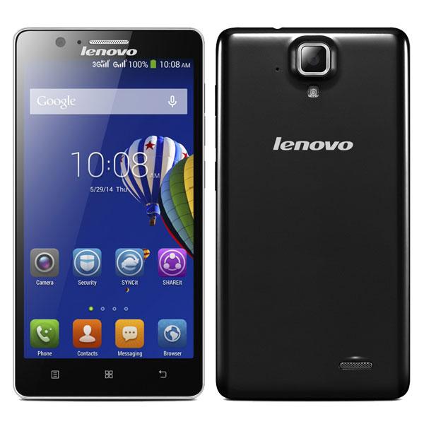 Lenovo A536 dual sim-Black + folie na displej a pouzdro zdarma+Distribuce CZ