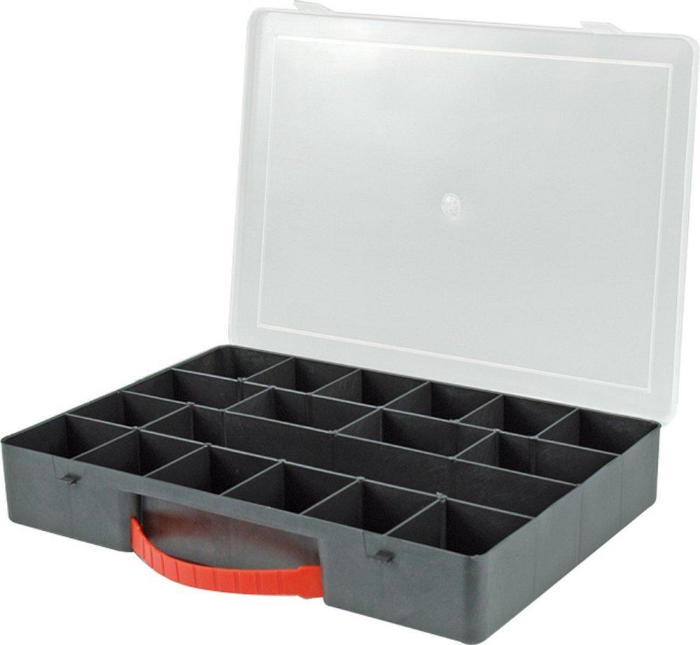 Organizér plastový 31 x 21 x 5,5 cm, 10 přihrádek