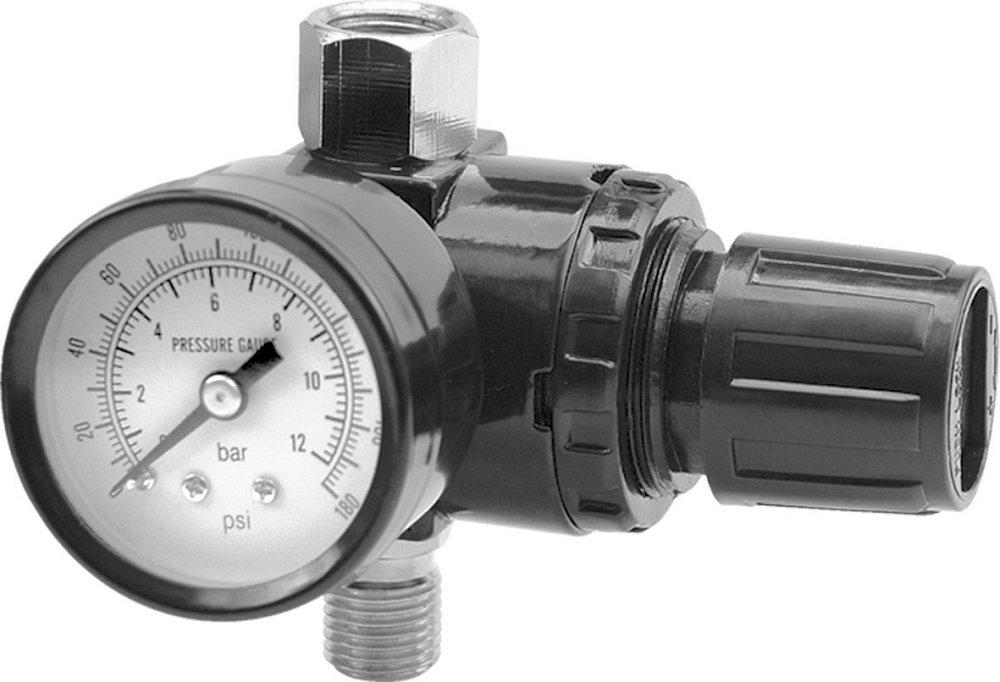 """Regulátor tlaku vzduchu 3/8"""", 0-1MPa"""