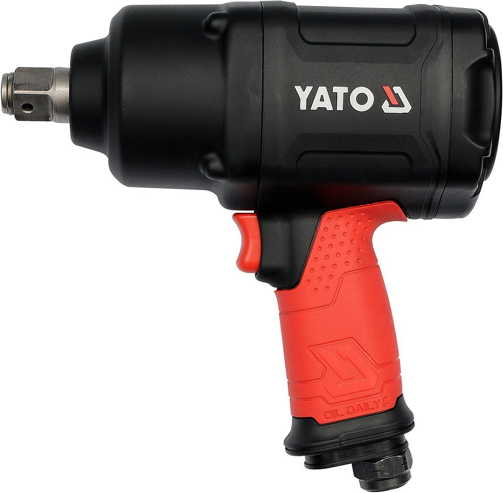 "Utahovák pneumatický 3/4"" 1630 Nm TWIN HAMMER"