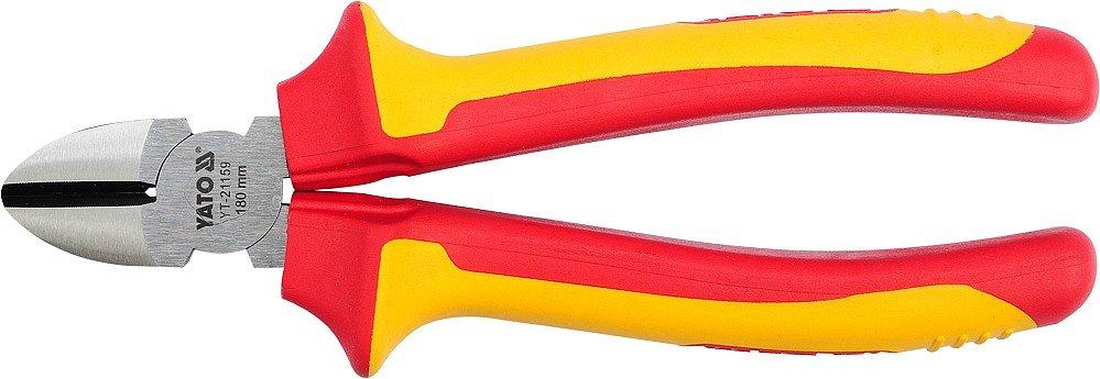Kleště štípací boční 180mm VDE (1000V)