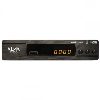 ALMA T1700 PVR USB černý