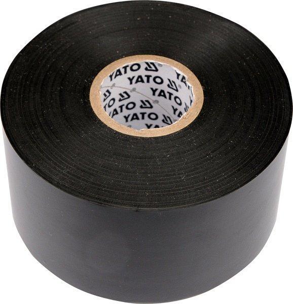 Páska izolační 55 x 0,19 mm x 33 m černá