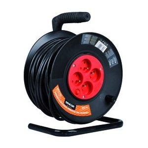 Prodlužovací kabel na bubnu 50m 4 zásuvky