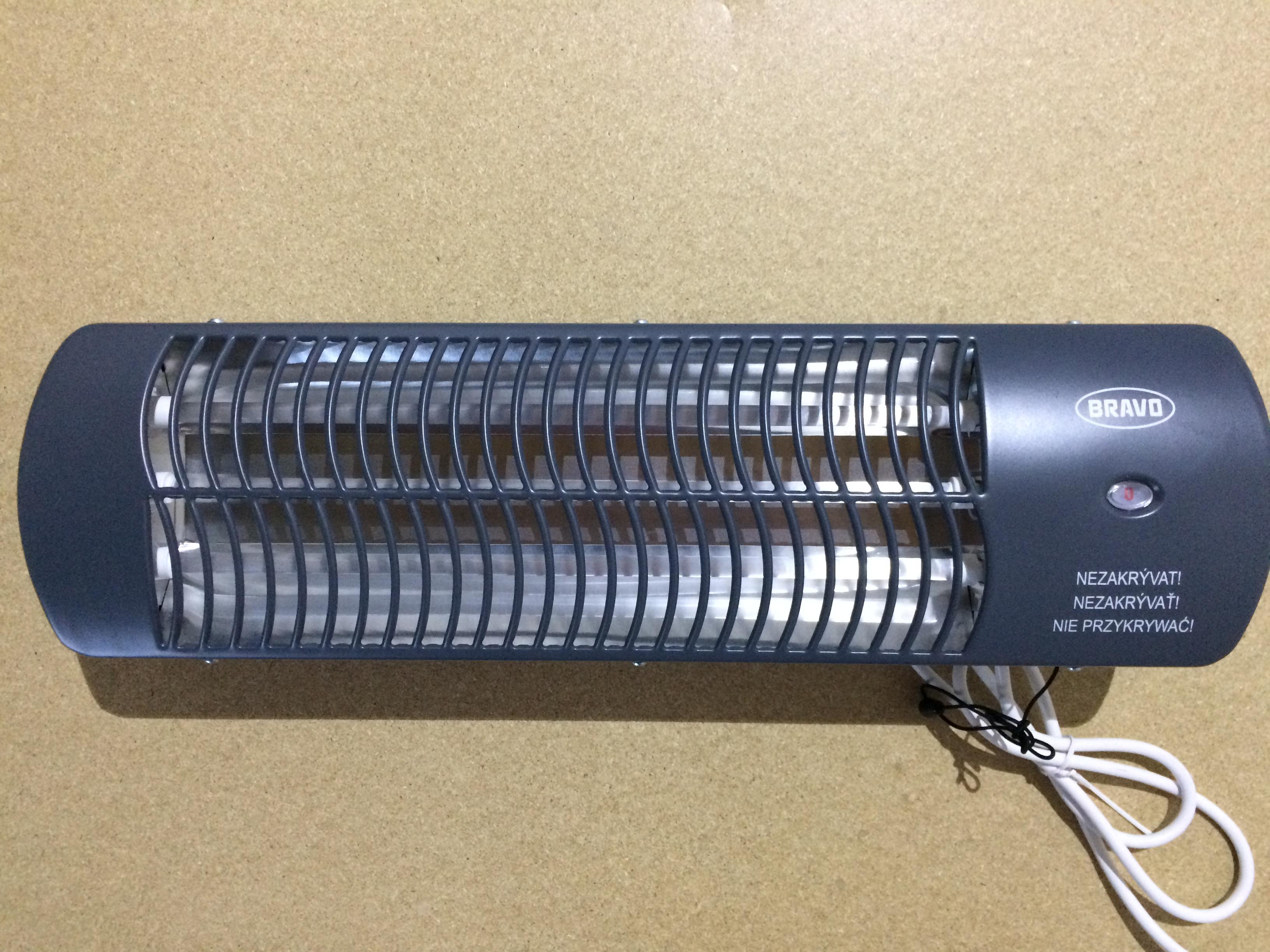 BRAVO B-4419 Koupelnový infrazářič
