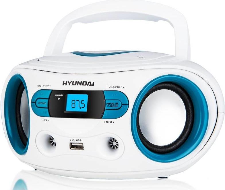 Hyundai TRC 533 AU3 WBL, bílá/modrá
