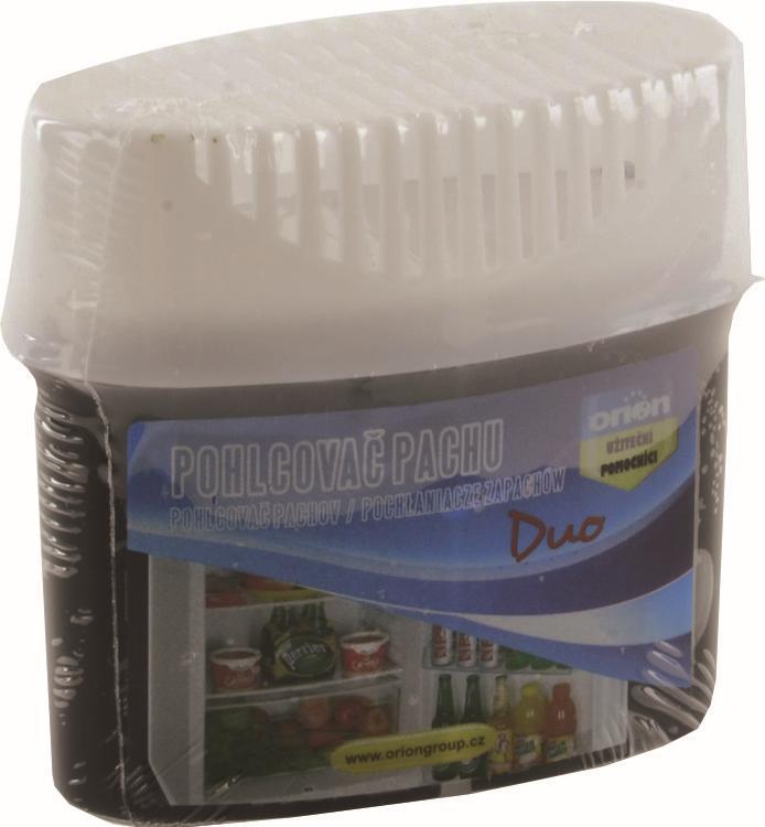Pohlcovač pachu do lednice DUO 120g 9x8x4,5cm