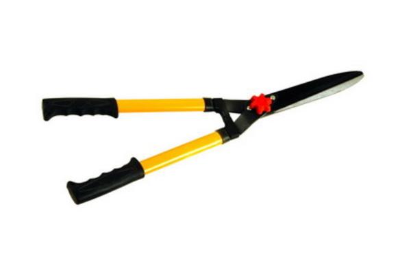 Nůžky na keře PROFI převod rovné ostří 58 cm