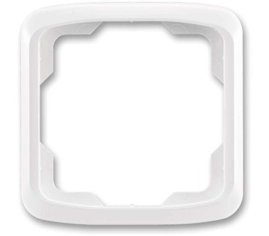Jednonásobný rámeček TANGO bílá