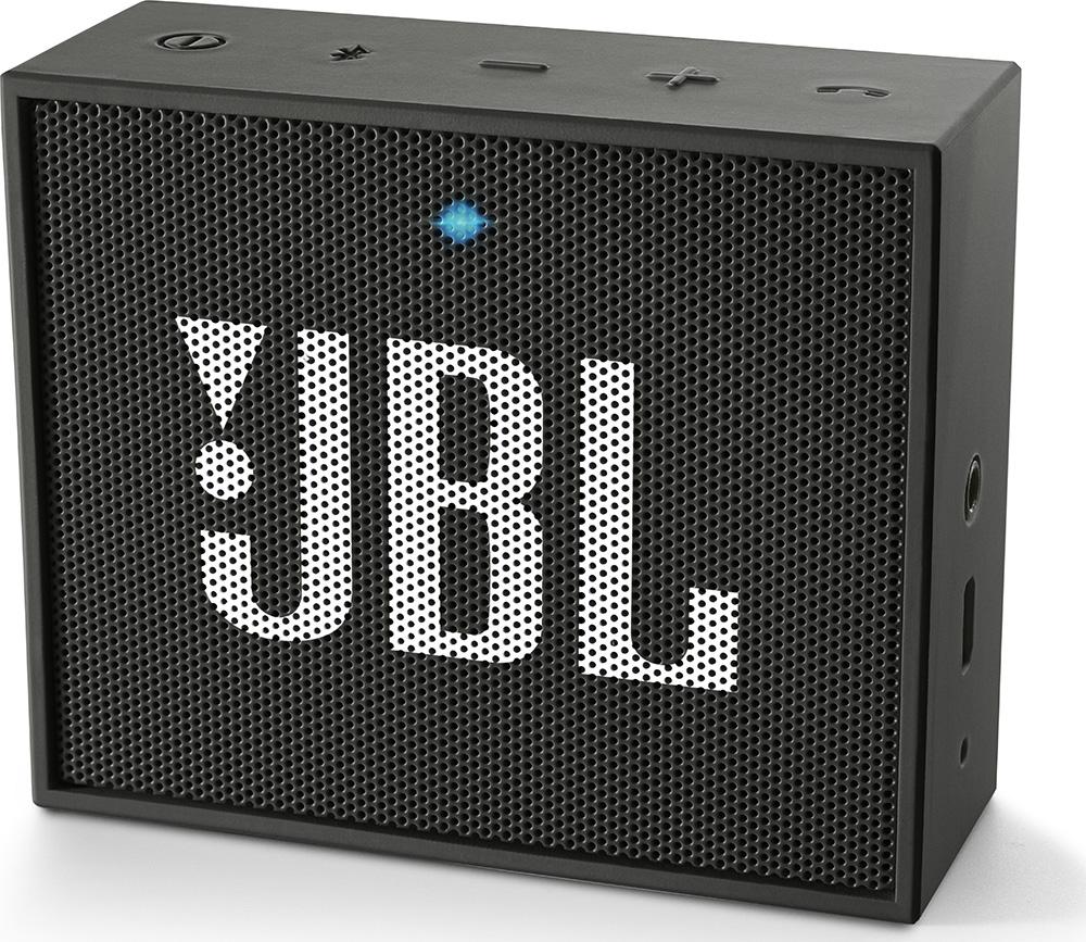 JBL GO2 bezdrátový bluetooth reproduktor, šedý Barva: Black