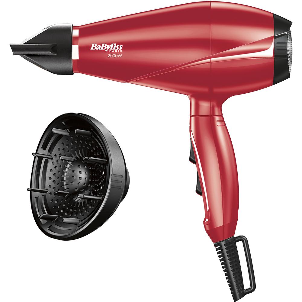 Vysoušeč vlasů - 6604RPE FÉN BABYLISS