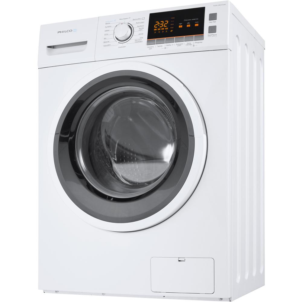 Pračka s předním plněním Philco PLDS 1063 Crown + bezplatný servis 36 měsíců
