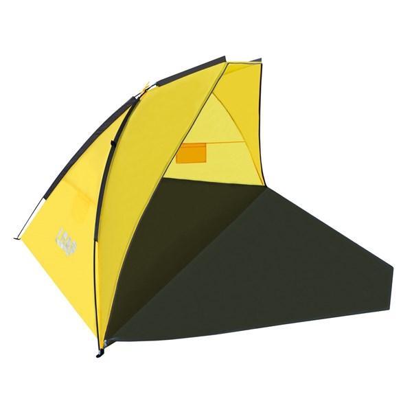 Stan Loap BEACH SHELTER pro 4 osoby - žlutá