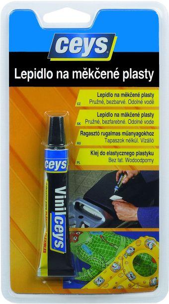 Lepidlo Ceys na měkčené plasty 15 ml