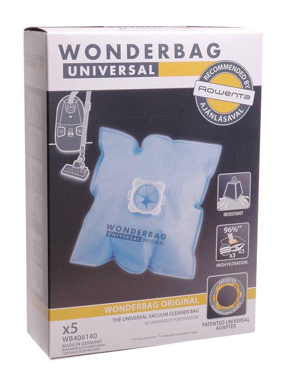 Sáčky do vysavače Rowenta WB406140 Wonderbag