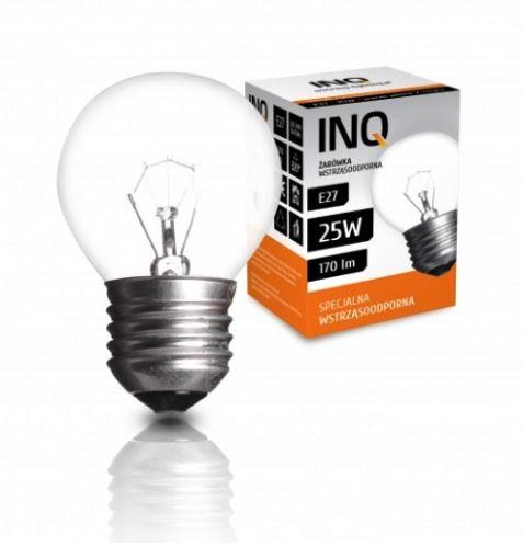 Žárovka INQ iluminační 25W/E27